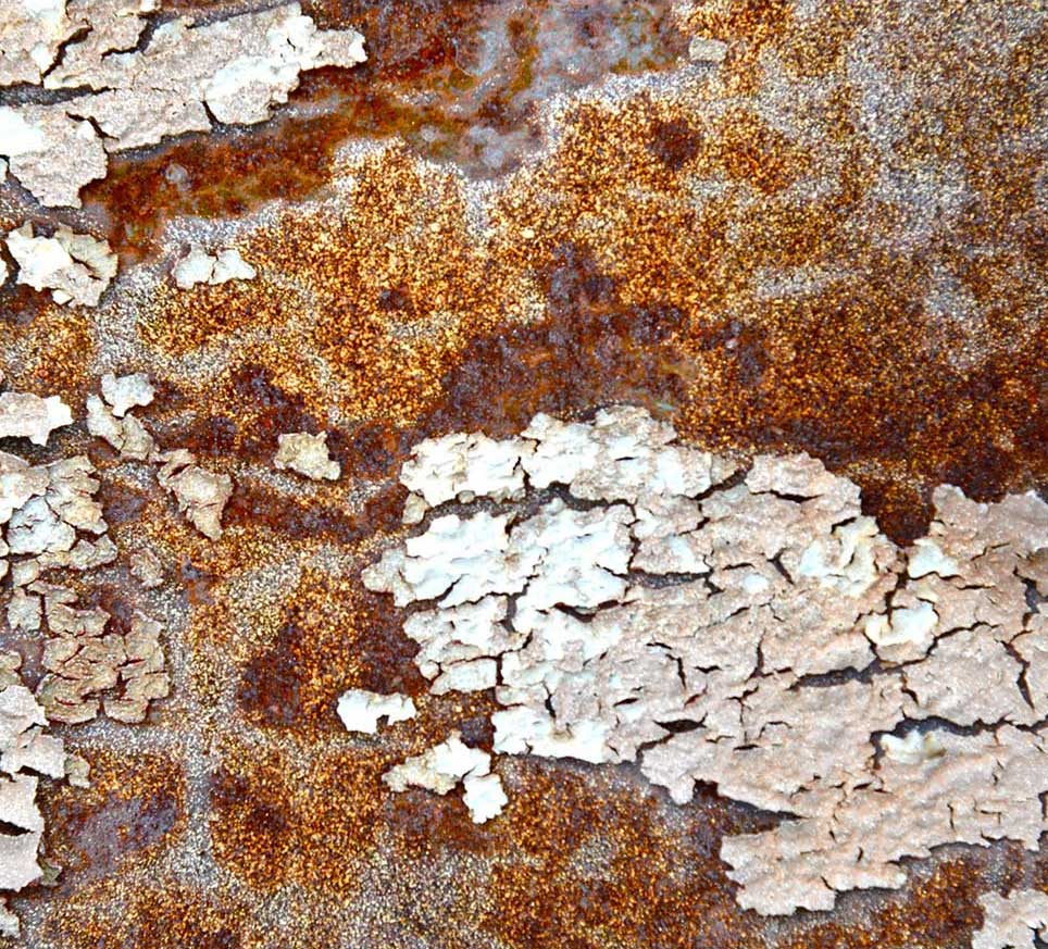 abstract, rust, urban, modern
