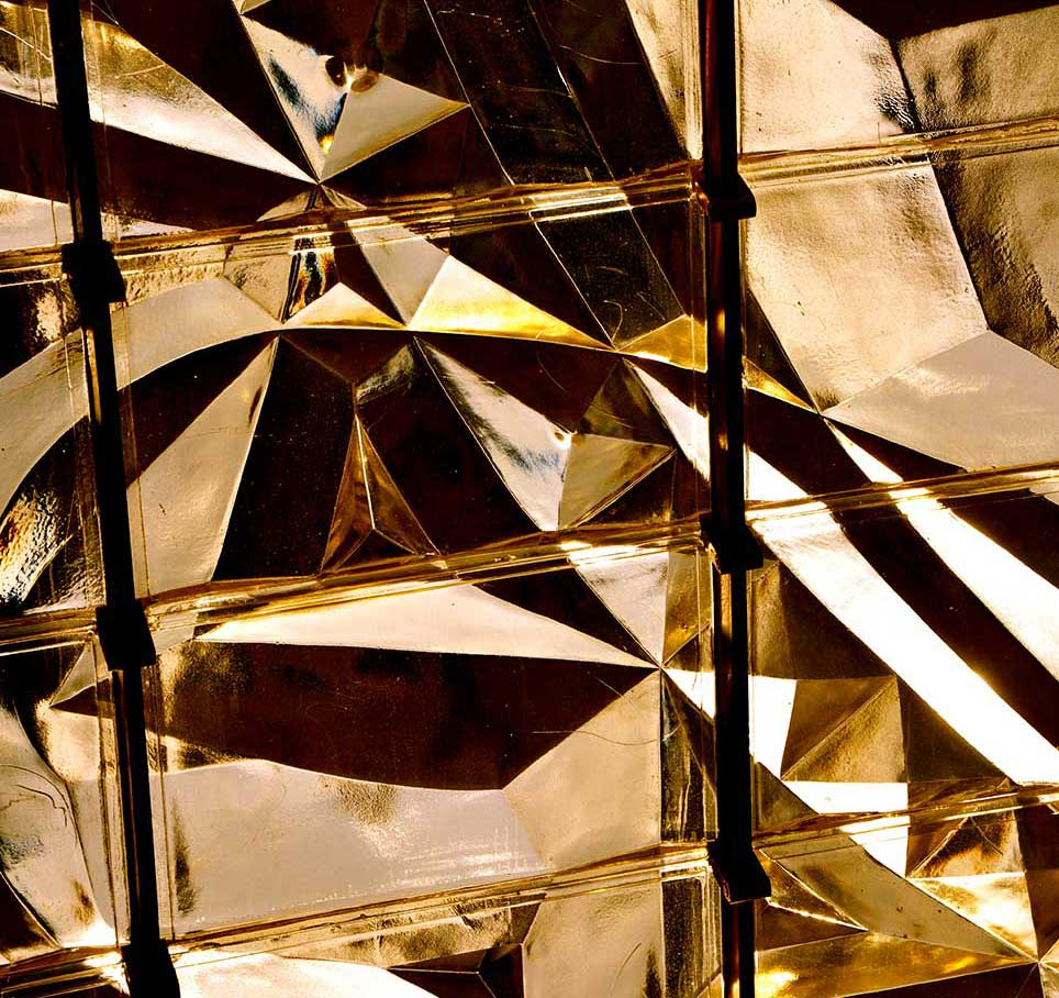 gold, metal, New York City, window, art deco, Rockefeller Center, glass, abstract