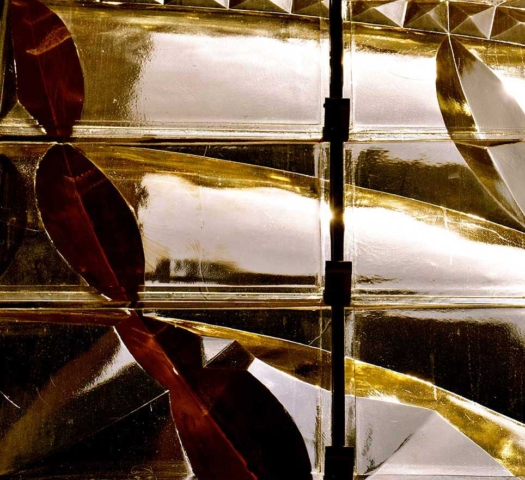 metal, window, art deco, glass, Rockefeller Center, New York City, gold